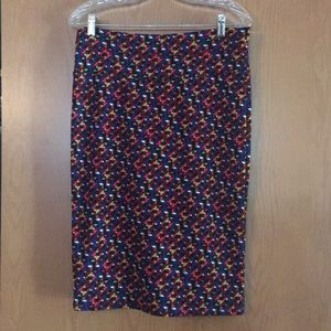 LulaRoe Cassie pencil skirt MEDIUM